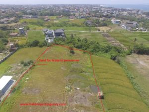 Land for lease pererenan